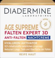 Diadermine Falten Expert 3D Nachtpflege