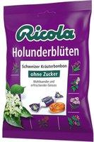 Ricola Holunderblüten Bonbons ohne Zucker (75 g)