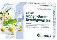 Sidroga Magen-Darm-Beruhigungstee Filterbtl. (20 Stk.)
