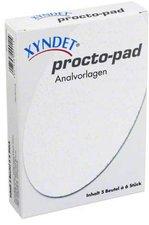 Hakle Xyndet Procto Pad Tissue (5x 6 Stk.)