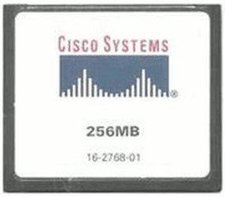 Cisco Systems Compact Flash Card 3800 Series 256 MB