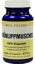 Hecht Pharma Grünlipp Muschel GPH Kapseln (60 Stk.)