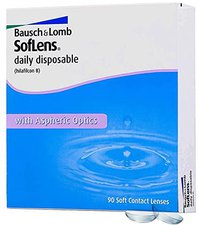 Bausch & Lomb SofLens Daily Disposable (90 Stk.)