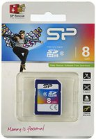 Silicon Power SDHC Card Class 6 8 GB