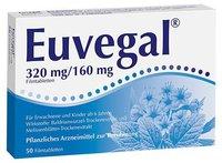Schwabe Euvegal 320/160 mg Filmtabletten (50 Stück)