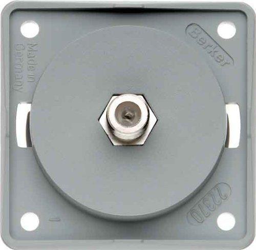 Berker Antennen-Verbinderdose SAT (0945192506)