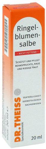 Dr. Theiss Ringelblumen Salbe nicht fettend (20 ml)