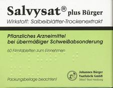Ysatfabrik Salvysat Plus Buerger Filmtabletten (60 Stück)