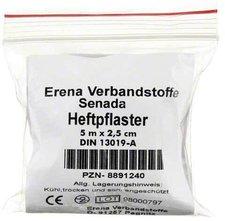Erena SENADA Heftpflaster 5mx2,5cm Spule (1 Stk.)