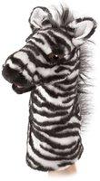 Folkmanis Zebra Handpuppe 32 cm