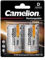 Camelion 2x D / HR20 NH-D7000