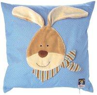 sigikid Semmel Bunny Kissen Hase 42 X 42 cm