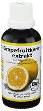 Sanitas Grapefruitkernextrakt Bio Lösung (50 ml)