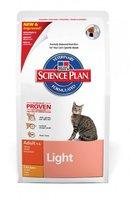 Hills Feline Adult Light Huhn (5 kg)