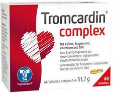 Trommsdorff Tromcardin Complex Tabletten (60 Stk.)