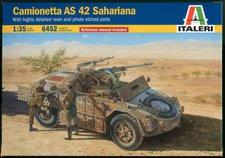 Italeri Camionetta AS 42 Sahariana (06452)