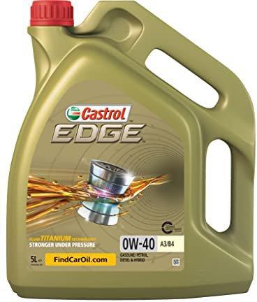 castrol edge formula rs sae 0w 40 5 l g nstig kaufen. Black Bedroom Furniture Sets. Home Design Ideas