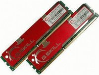 G.Skill NQ 4GB Kit DDR3 PC3-10600 CL9 (F3-10666CL9D-4GBNQ)