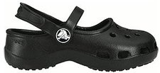 Crocs Mary Jane Kids Schwarz