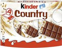 Ferrero Kinder Country (9er-Packung)