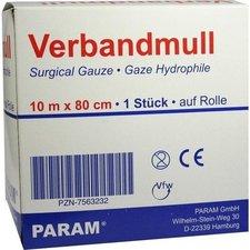 PARAM Verbandmull 10 m gerollt (1 Stk.)
