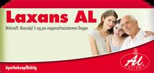 Aliud Laxans Al Dragees (30 Stk.)