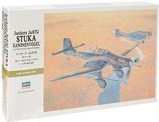 "Hasegawa Junkers Ju87G Stuka  ""Kanonenvogel "" (08075)"