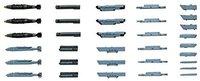 Hasegawa U.S. Aircraft Weapons VII (35012 X72-12)