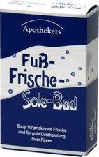 Dr. Bosshammer Apothekers Fuß-Frische Sole-Bad (8 x 10 g)