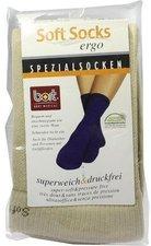 Bort Softsocks extra weit sand Gr. 35-37
