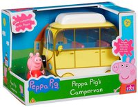 Character Options Peppa Pig Camper Van Set