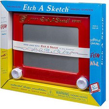 Flair Classic Etch A Sketch Tafel