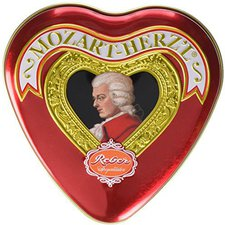Reber Mozart-Herz'l Metall (60 g)