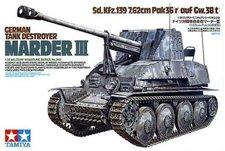 Tamiya Panzerjäger Marder III (35248)