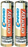 Conrad Energy Extreme Power 2x AA 2900mAh
